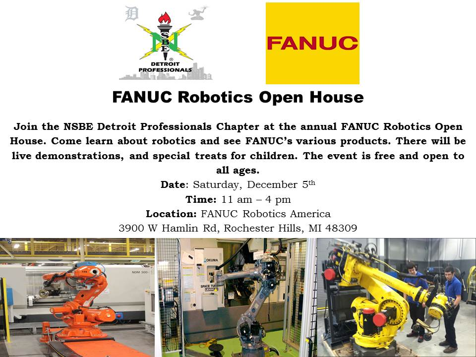 FANUC Open House