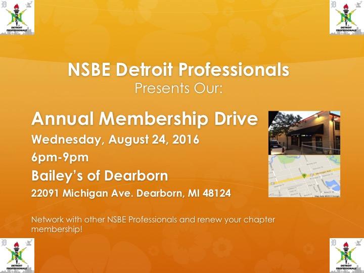 Membership Drive flyer 8-24-16